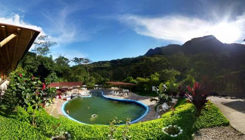Foto de Hotel campestre las Heliconias