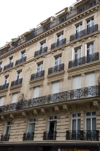 Chez Oscar Apart'hôtel Champs Elysées photo 3