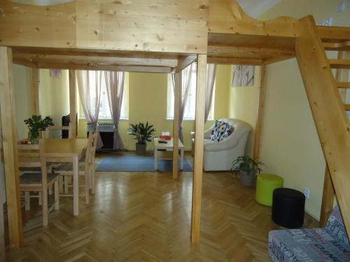 Apartment Malá Štěpánská photo 15