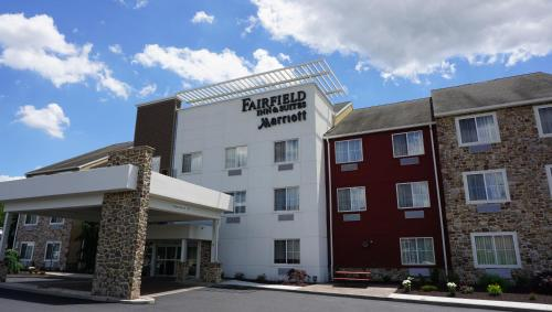 Fairfield Inn And Suites By Marriott Lebanon Valley