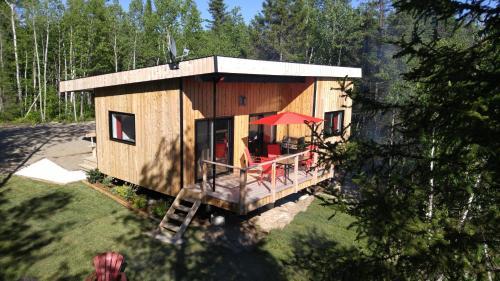 Résidence touristique Lodge des Bois