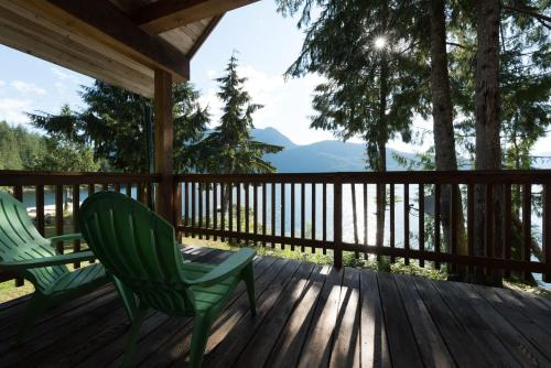 Homfray Lodge - Powell River, BC V5Y 1B3
