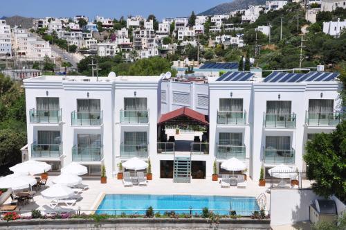 Bodrum City Gun-Ay Hotel online rezervasyon