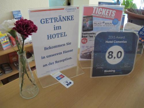 Hotel Comenius photo 43