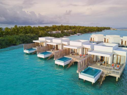 Raa Atoll, Maldives.