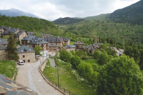 Habitación Doble con vistas a la montaña Hotel Santa Maria Relax 16