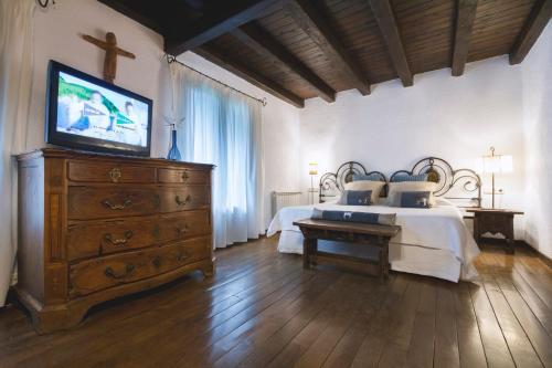 Habitación Doble Deluxe Superior - 1 o 2 camas  Hotel Santa Maria Relax 21