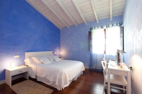 Superior Doppelzimmer Casa Rural Etxegorri 11