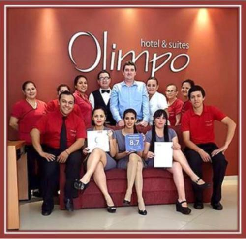 Olimpo Hotel & Suites Photo