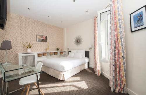 Hôtel Des Batignolles photo 7
