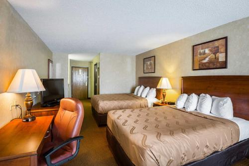 Quality Inn Mitchell - Mitchell, SD 57301