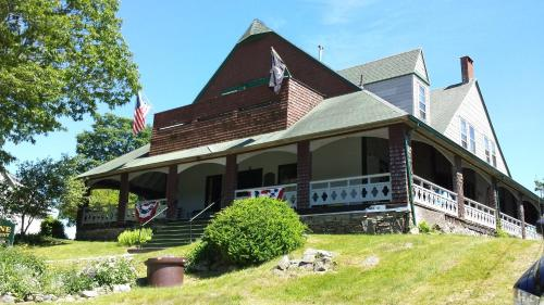 The 8th Maine Regiment Lodge Resort Hotel Peaks Island