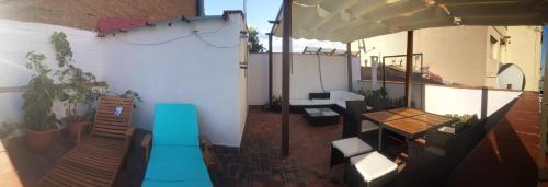 big flat next to the beach barcelona photo 14