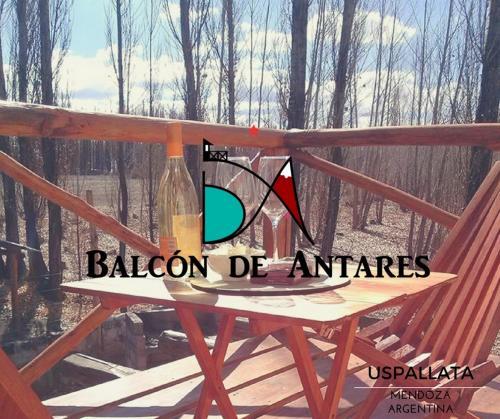 Foto de Balcon de Antares