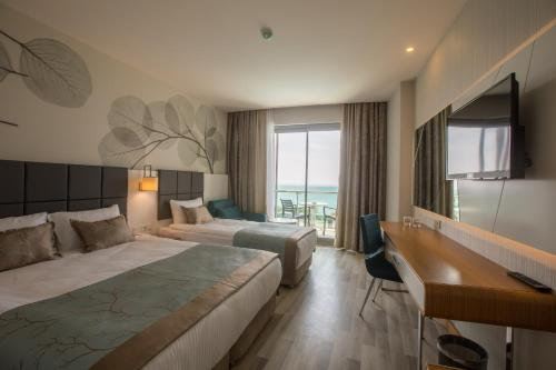 Konaklı Elvin Deluxe Hotel - Halal All Inclusive rezervasyon