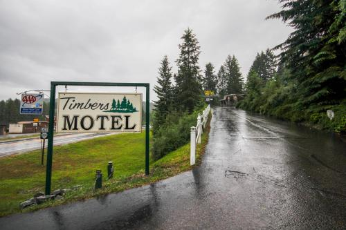 Timbers Motel - Big Fork Photo