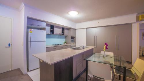 Inner City Brisbane Resort Living
