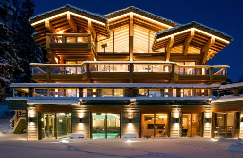 Chalet Migui Luxury Living & Spa *****, Crans Montana Crans Montana