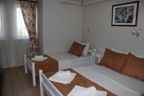 Bozcaada Ilyada Hotel ulaşım
