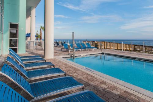 Hampton Inn & Suites Panama City Beach-beachfront - Panama City Beach, FL 32413