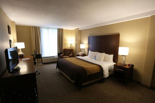 Comfort Inn Airport Bloomington Photo