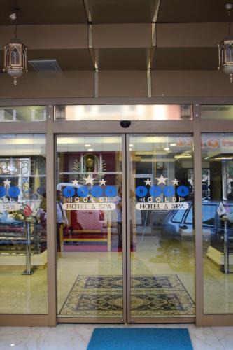 Kırıkkale Nasa Gold Hotel & Spa online rezervasyon