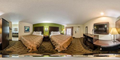 Quality Inn Roanoke-Tanglewood