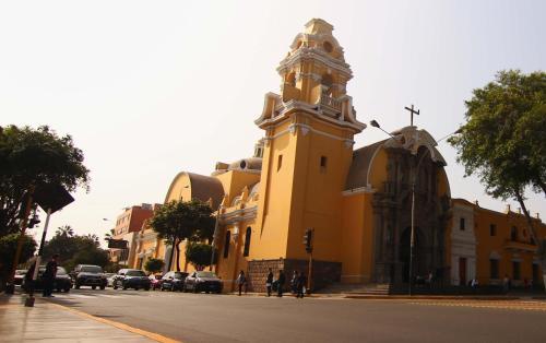 Casita Libertad Barranco Photo