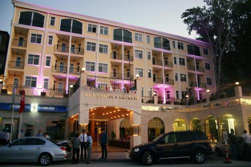 Egirdir Altingol Hotel fiyat