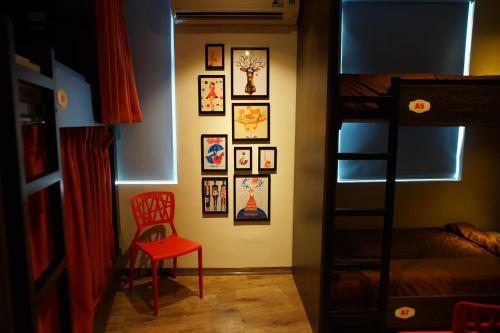 V Hostel photo 24