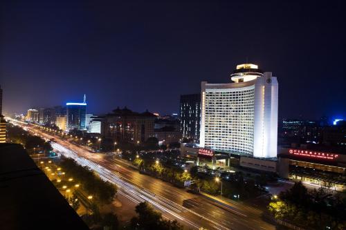 Beijing International Hotel impression