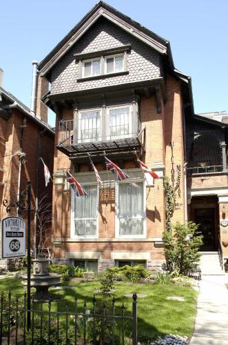 Victoria's Mansion Guest House - Toronto, ON M4Y 1L5