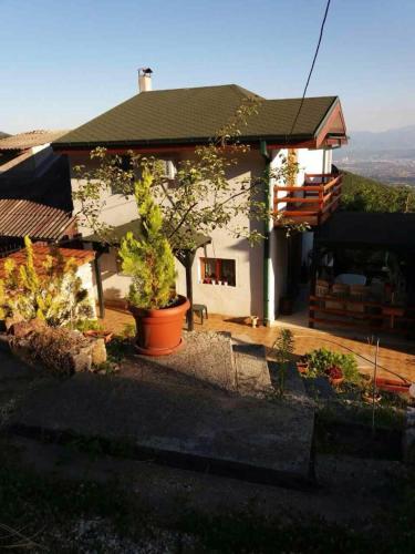Skopje Mountain Residence