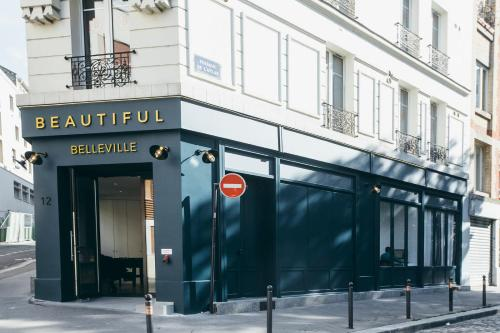 Beautiful Belleville Hôtel & Hostel Photo