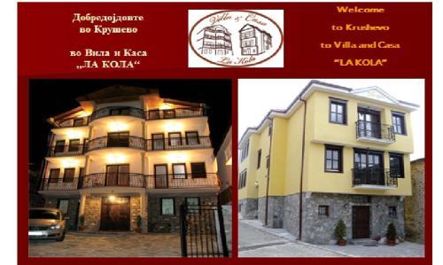 Villa & Casa La Kola