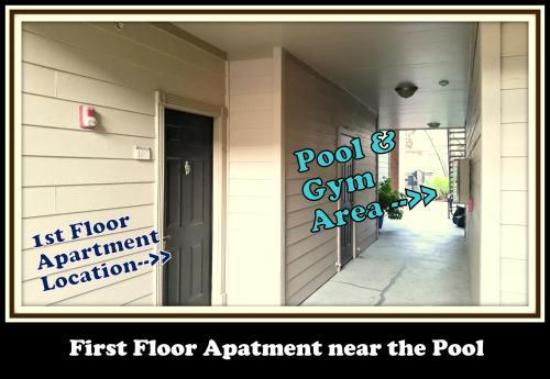 (107) 1st Flr.apt.near Nrg & Med Ctr - Houston, TX 77054