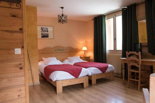 Hotel-overnachting met je hond in Les Agneaux - Villar-d'Arène