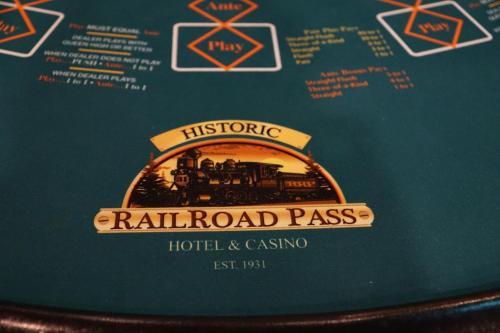 Railroad Pass Hotel and Casino Photo