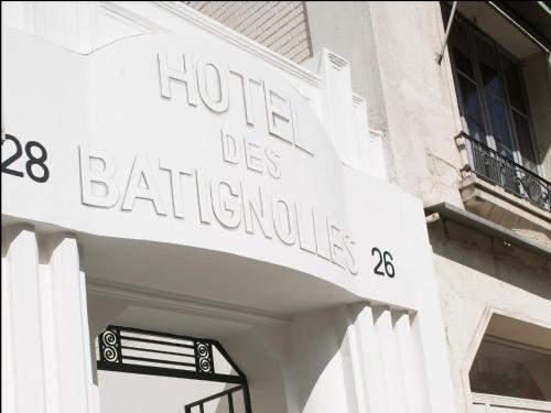 Hôtel Des Batignolles photo 25