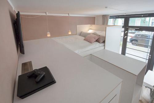 AHOTEL Modern Design Apartment Wohnung Berlin Deutschland Interesting Modern Design Apartment Design