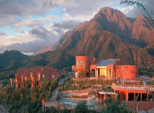 Foto de Hotel Spa Terrazas del Uritorco