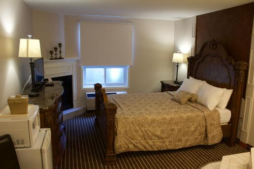 Grewals Inn and Suites by Elevate Rooms Photo
