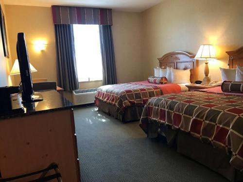 Best Western Plus Revere Inn And Suites