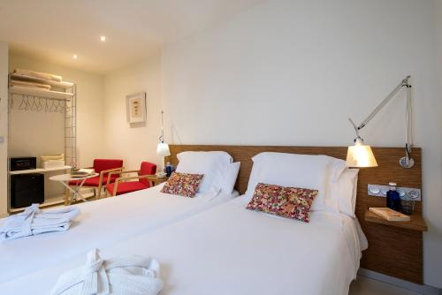 Habitación Doble Superior - 1 o 2 camas La Alcoba del Agua 34