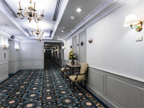 Evergreen Laurel Hotel Sathorn Bangkok photo 55