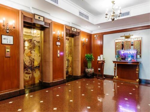 Evergreen Laurel Hotel Sathorn Bangkok photo 56