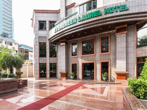 Evergreen Laurel Hotel Sathorn Bangkok photo 57