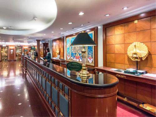 Evergreen Laurel Hotel Sathorn Bangkok photo 59