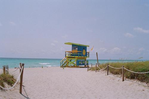 Beach Corner Miami Beach Photo
