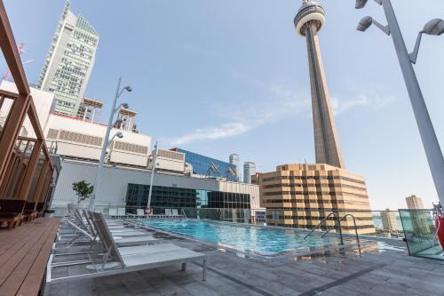 Applewood Suites - Convention Centre & Blue Jays - Toronto, ON M5V 0E9